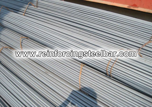 Ribbed Deformed Steel Bar